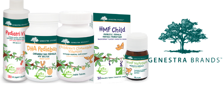 Genestra Supplements for Kids
