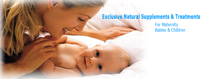 Maternity, Babies and Children Supplements