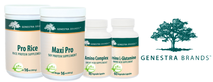 Genestra Amino Acids and protein