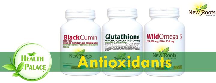 New Roots Antioxidants