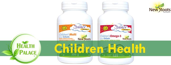 New Roots Children Health