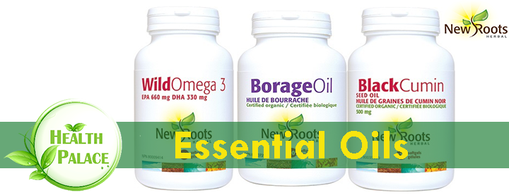 New Roots Essential Oils