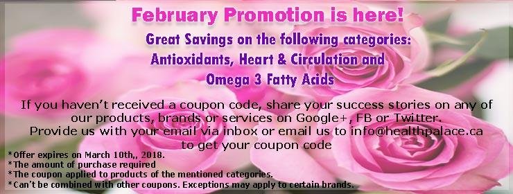 February Promotion