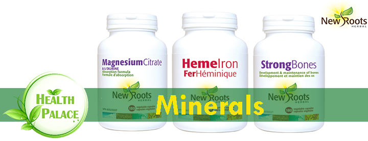 New Roots Minerals