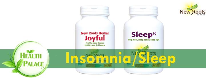 New Roots Insomnia Sleep