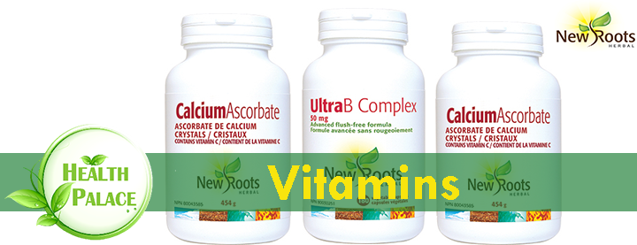 New Roots Vitamins